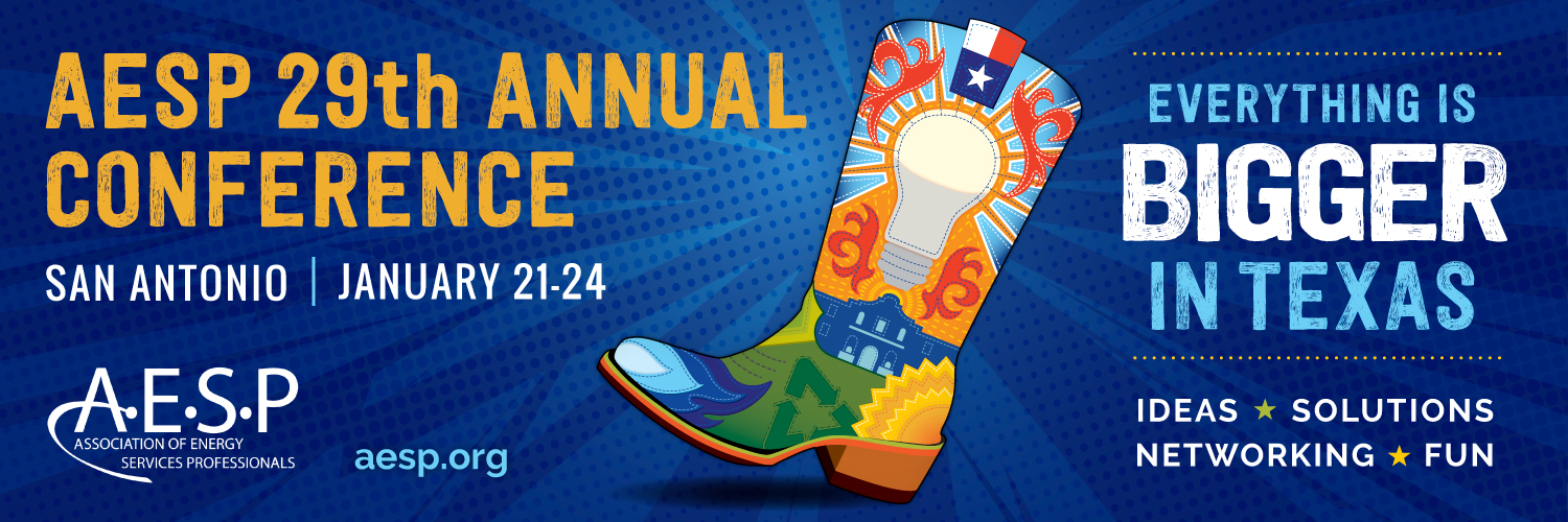 AESP 29th Annual Conference Logo