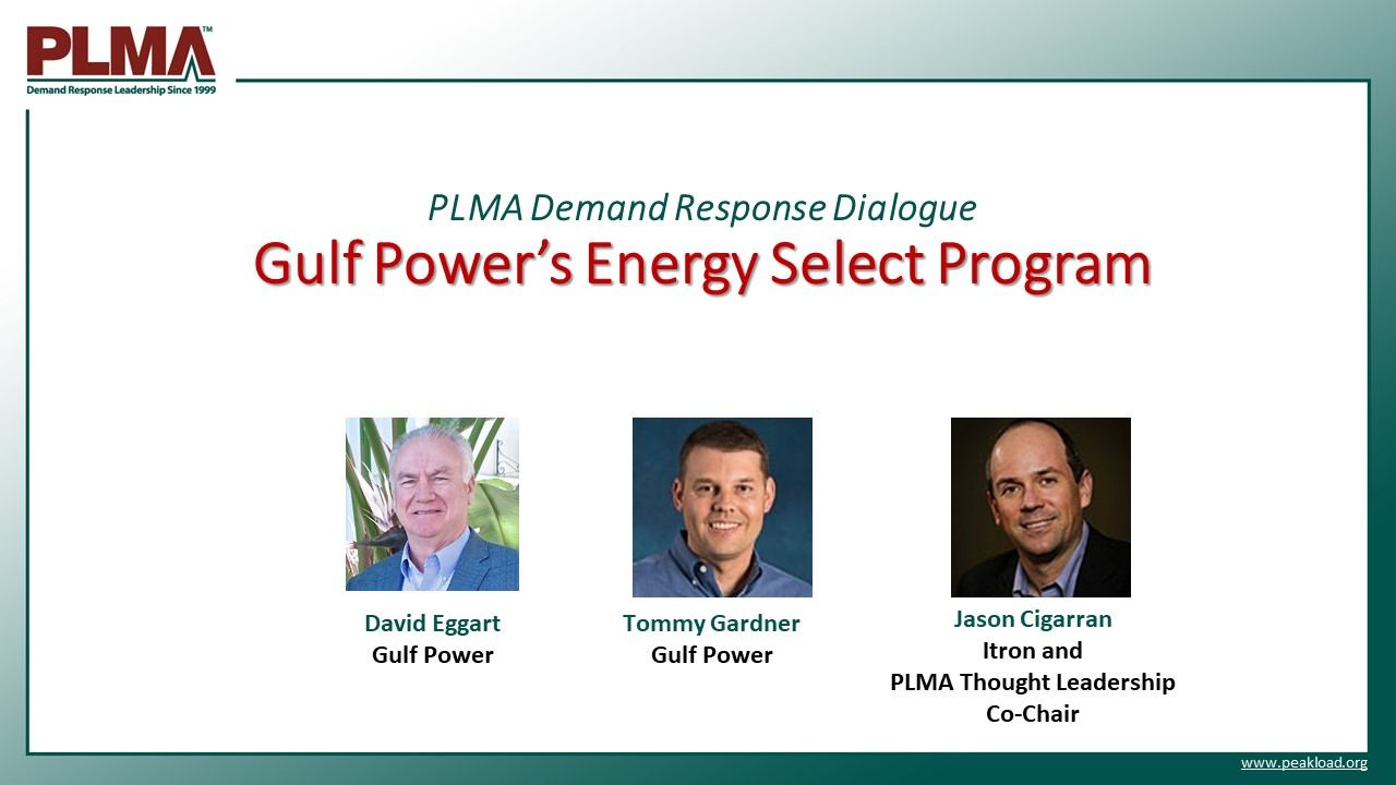Austin Energy DR Dialogue