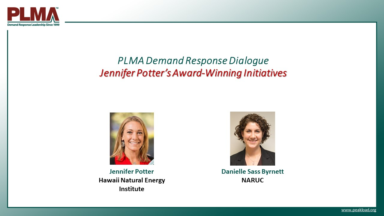 Jennifer Potter DR Dialogue