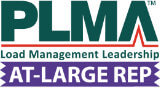 PLMA At-Large Representative Ribbon Logo