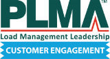 PLMA Customer Engagement Ribbon Logo
