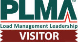PLMA Visitor Ribbon Logo