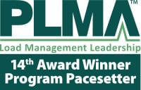 PLMA 14th Annual Award Winner Logo