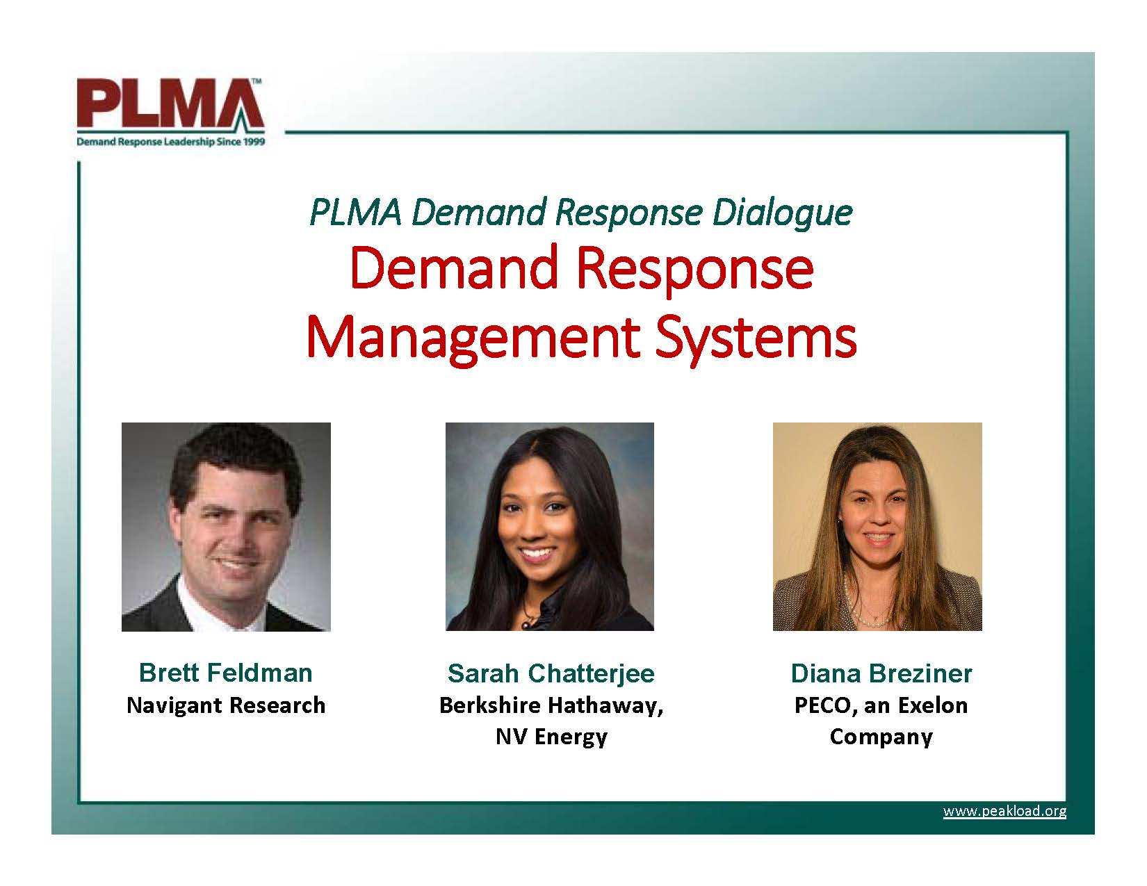 DR Mgmt Systems