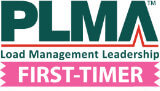 PLMA First-Timer Ribbon Logo