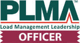 PLMA Officer Ribbon Logo