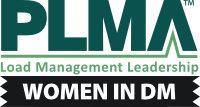PLMA Women in DM Ribbon Logo