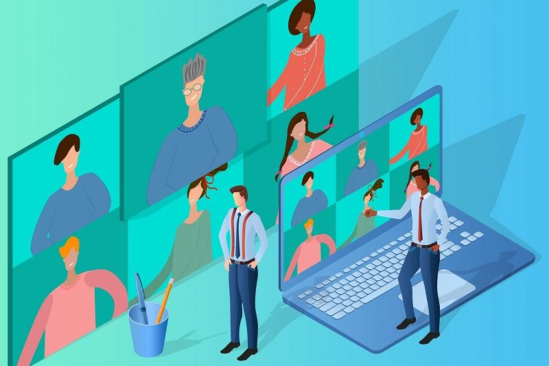 Connectivity graphic