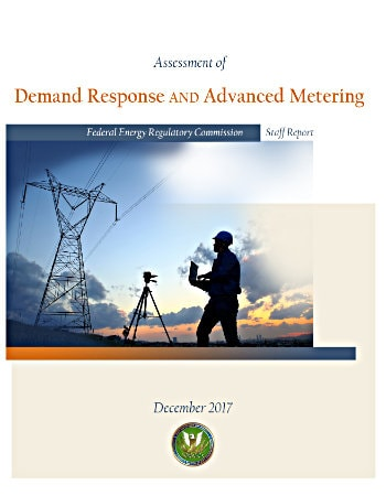 FERC Staff Report on Assessment of Demand Response and Advanced Metering