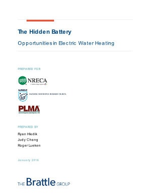 Hidden Battery Report