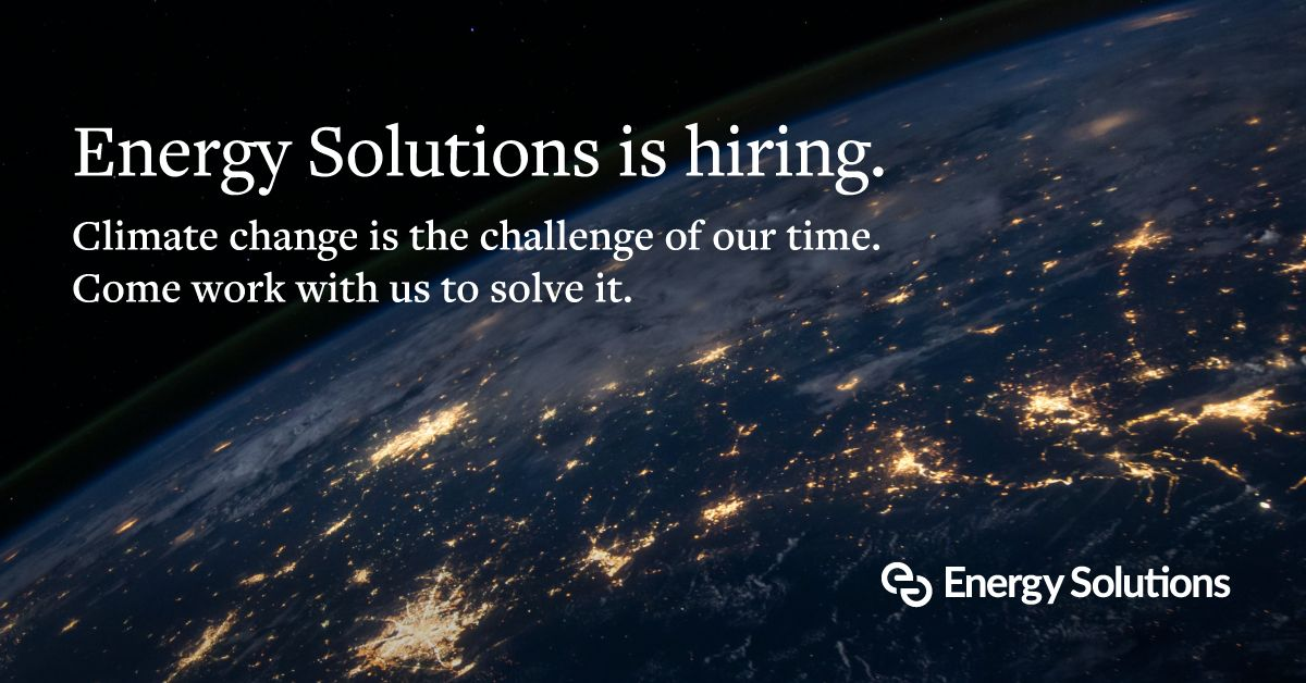 Energy Solutions Career