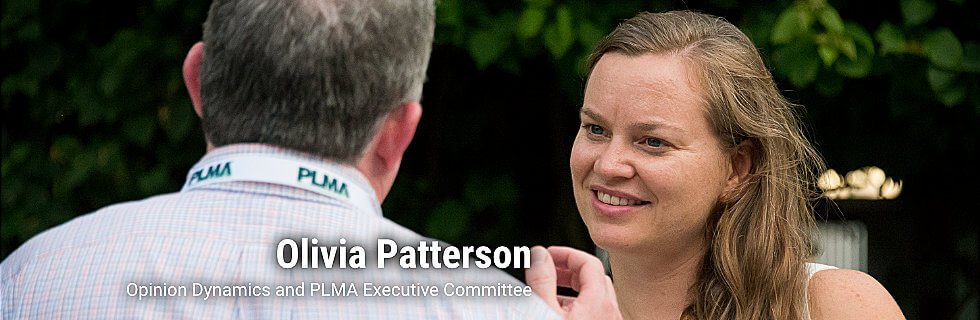 Olivia Patterson, PLMA Executive Committee