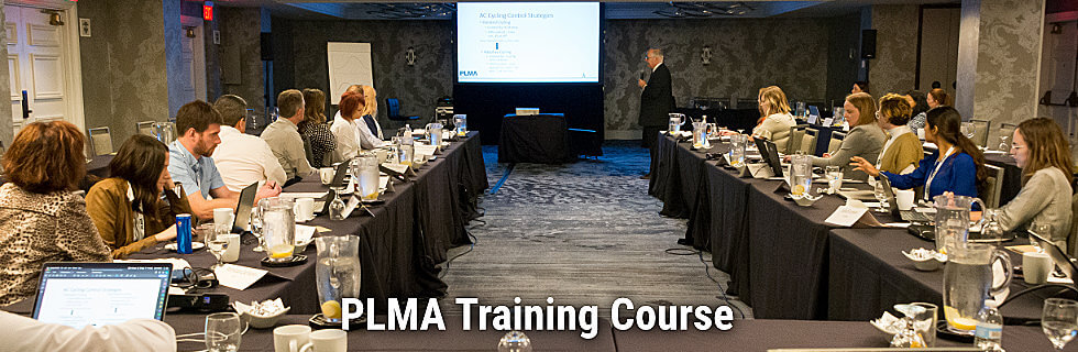 PLMA Training Course