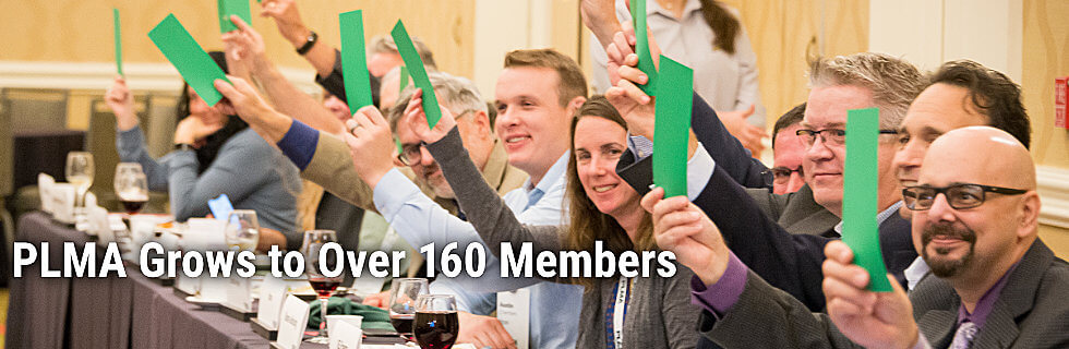 PLMA grows to over 155 members