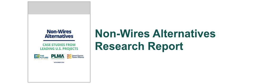 Non-Wires Alternatives Research Report